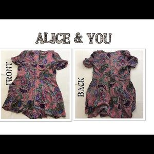 Alice & You